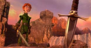 Džastin i hrabri vitezovi