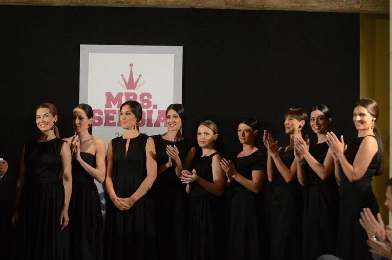 Mrs Serbia 2013
