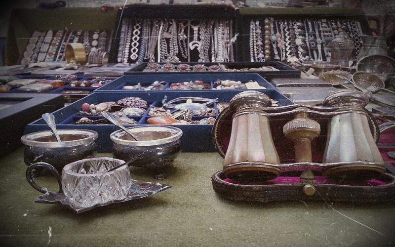 Antico fest - eksponati