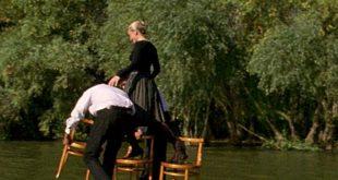 Breda Beban - Walk of Three Chairs Still