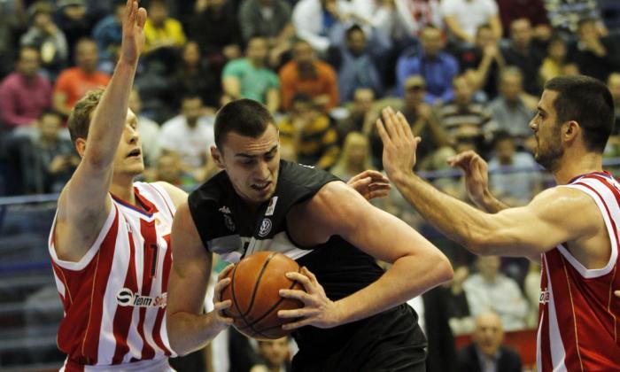 Partizan - Crvena zvezda (foto: KK Partizan)