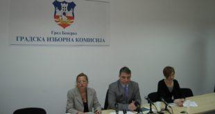 Gradska izborna komisija