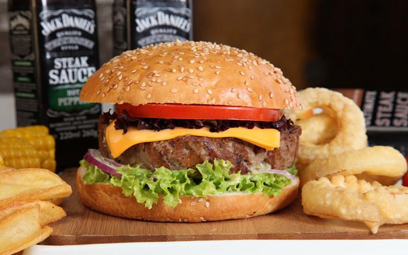 Institut za burger prase i gulaš