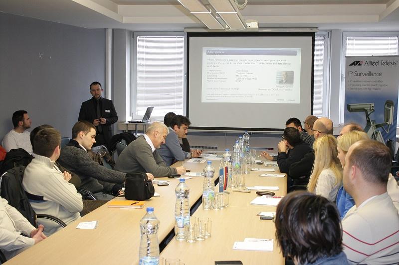 IP Surveillance seminar