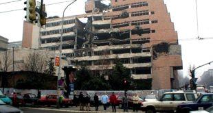 NATO bombardovanje (foto: David Orlović by Wikipedia)