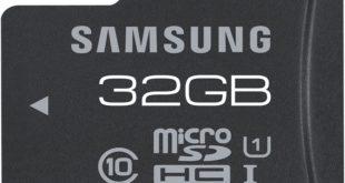 Samsung - micro SDHC 32 GB