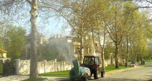 Traktor u Beogradu