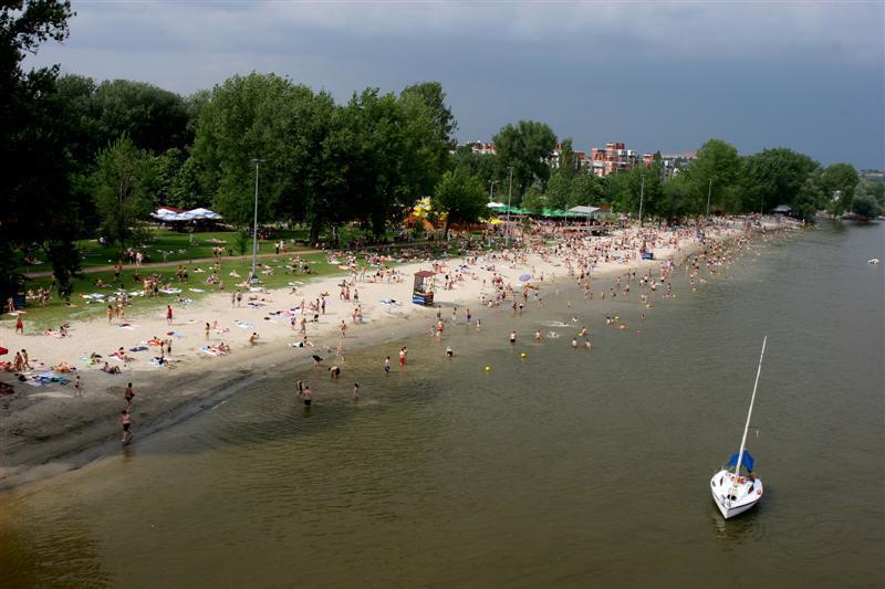 Novi Sad - Štrand