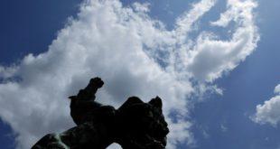Oblaci iznad Beograda