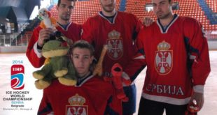 Srbija - hokej na ledu