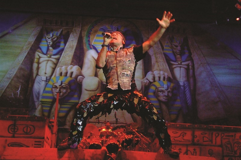 Anamarija Vartabedijan - Iron Maiden
