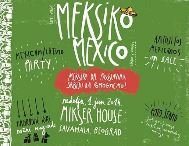 Lepi i voljeni Meksiko (Mexico lindo y querido)