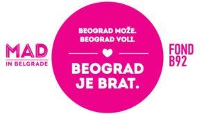MAD in Belgrade - Beograd je brat