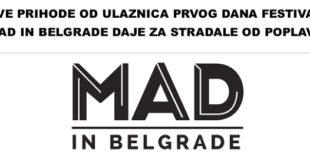 MAD in Belgrade za ugrožene