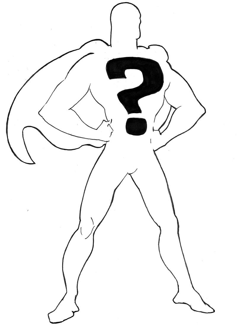 Potreban superheroj Beograda (ilustracija: Bora Grbić)