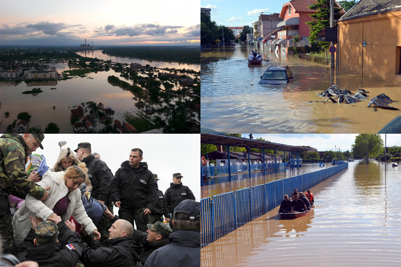 Trodnevna žalost u Srbiji