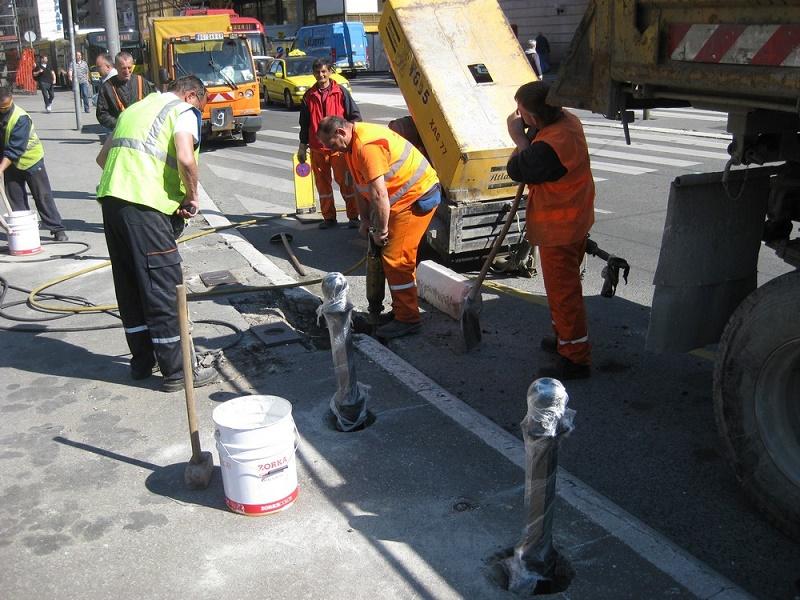 Akcija uređenja grada
