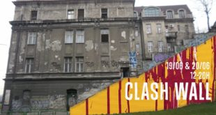Clash Wall