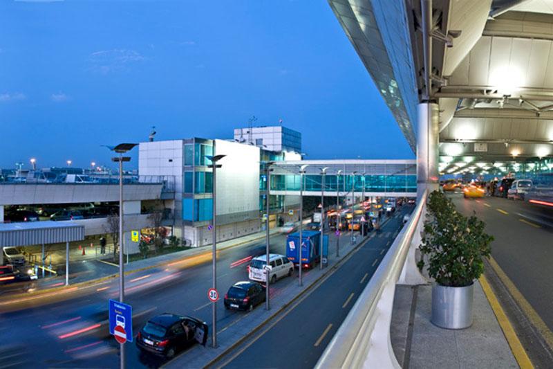 Istanbul - Aerodrom Ataturk