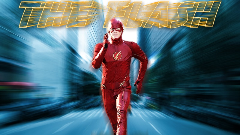 Serija - The Flash