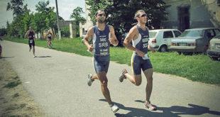Srpski trijatlonci