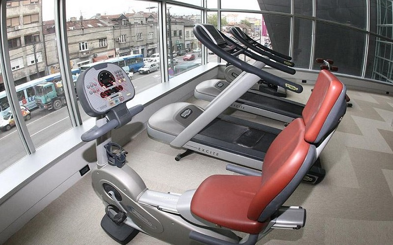 Zira hotel Beograd - fitness