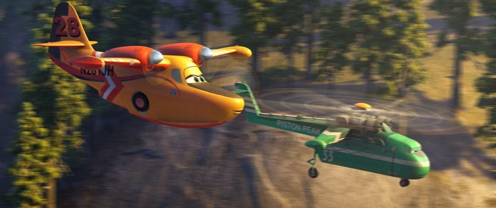Avioni 2: Hrabri vatrogasci