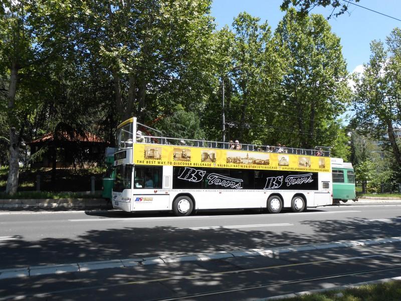 BS Tours - Razgledanje Beograda