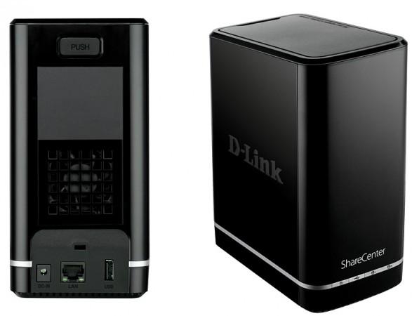 D-Link DNS-320L