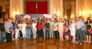 Olimpijski komitet Srbije - svečanost