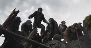 Planeta majmuna: Revolucija