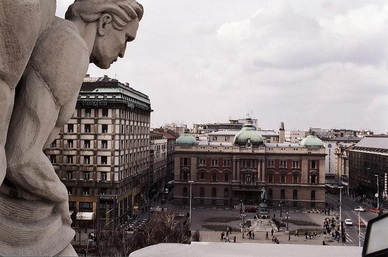 Beogradske fasade