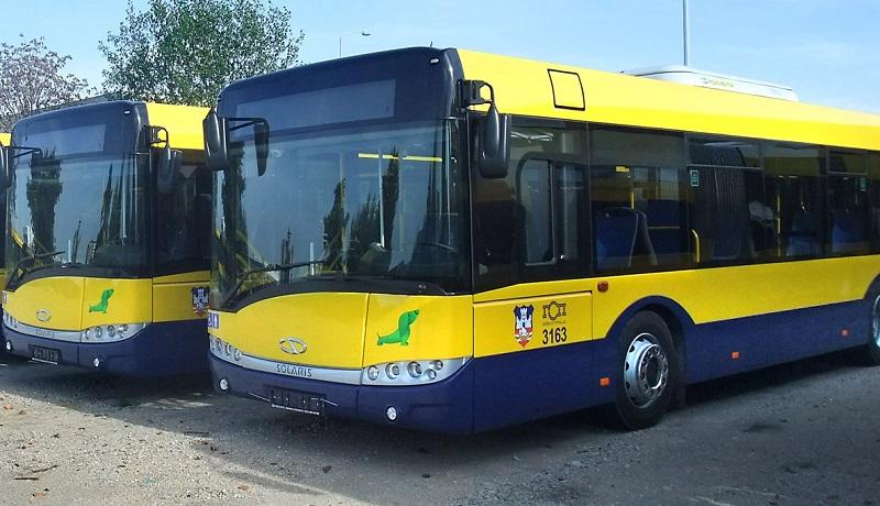 GSP - autobusi
