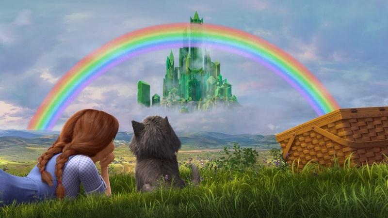 Povratak u Oz