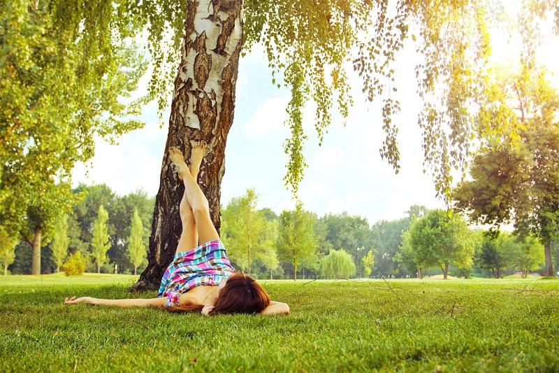 Život je lep, kako bi rekao pesnik opisujući lepotu života.