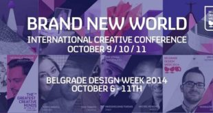 Belgrade Design Week: Konferencija Brand New World