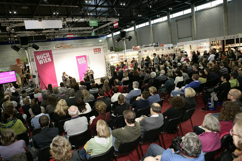 Buch Wien (fotografija: © LCM Fotostudio Richard Schuster)