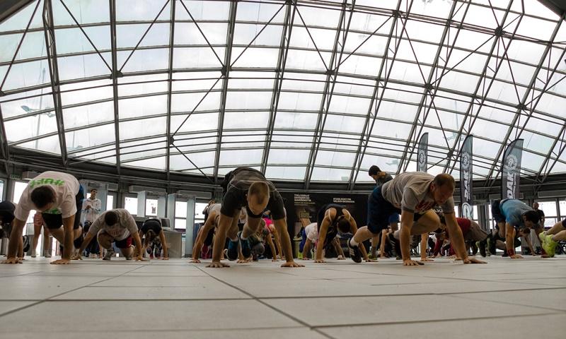 Fitnes (foto: Aleksandar Dmitrović)