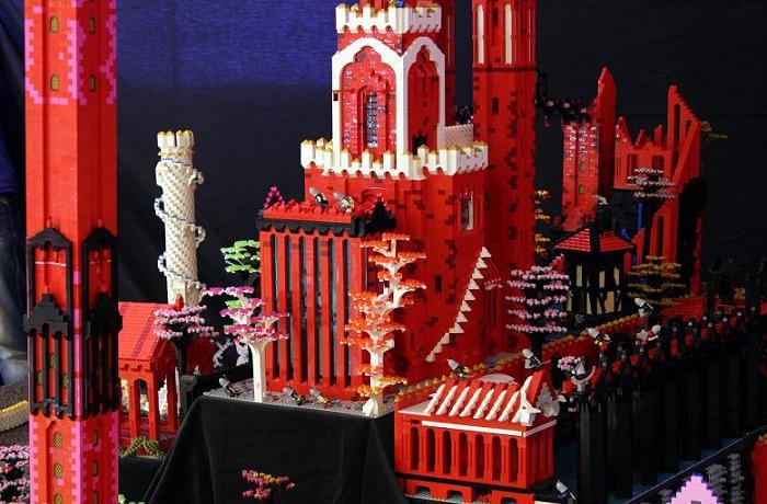 Izložba Lego kockica