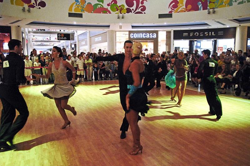 Plesno takmičenje