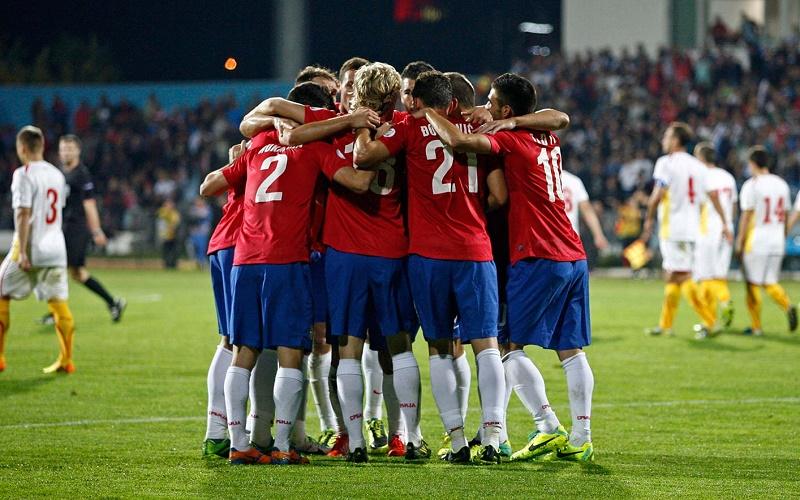 Reprezentacija Srbije (foto: fss.rs)