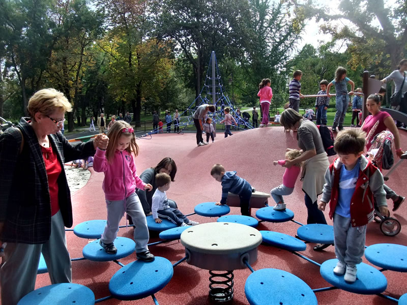 Creative Playgrounds - BDW