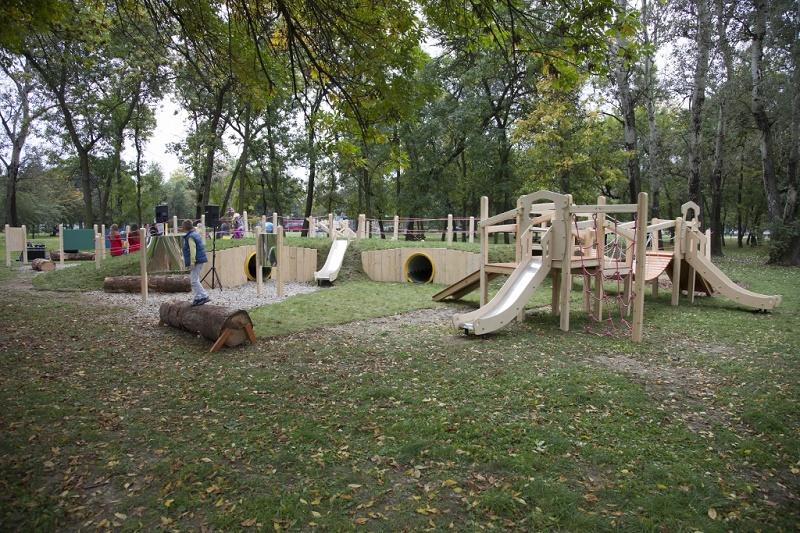 Eko-zabavni park - Ada Ciganlija