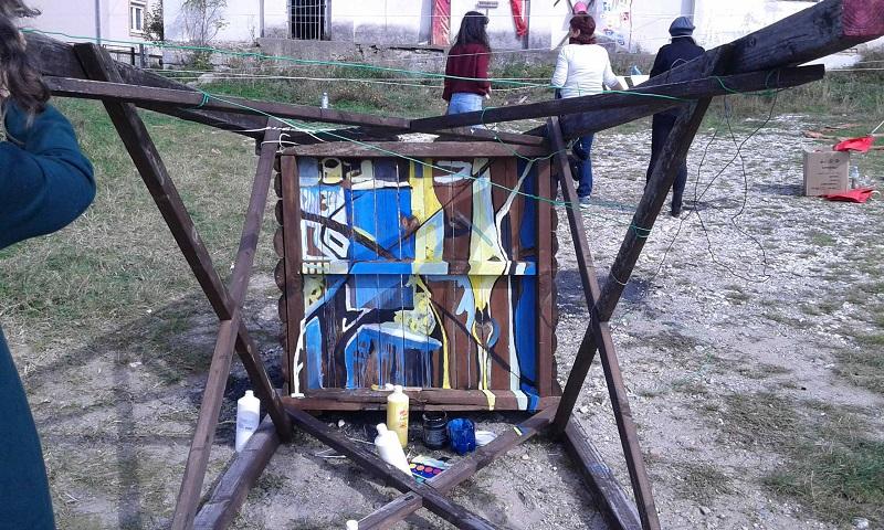 """Izložba """"Mladi u Akciji"""" - Blok galerija"""
