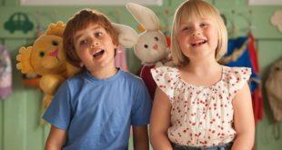 Kasper i Ema - najbolji prijatelji