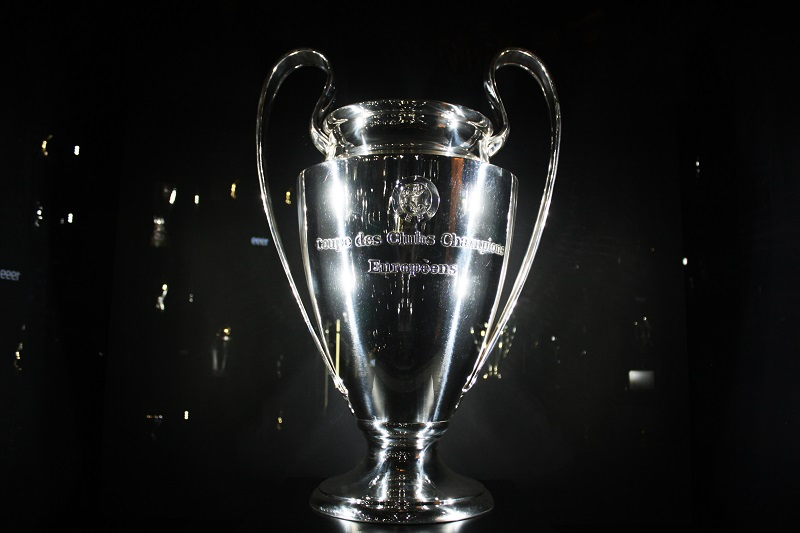 UEFA Champions League - Trofej u Beogradu