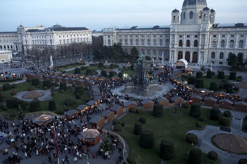 Trg Marije Terezije (foto: Magmag Events)