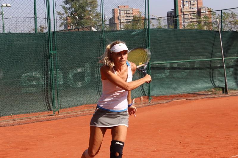 Jelena Mladenović - rekreativka