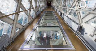 London - Tower Bridge Glass Floor (foto: towerbridge.org.uk)