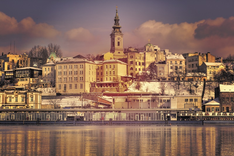 Beograd - veliko gradilište